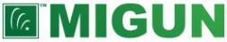 Логотип компании Migun