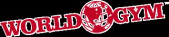 Логотип компании World Gym