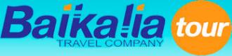 Логотип компании Байкалия Тур