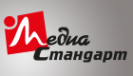 Логотип компании Медиа Стандарт